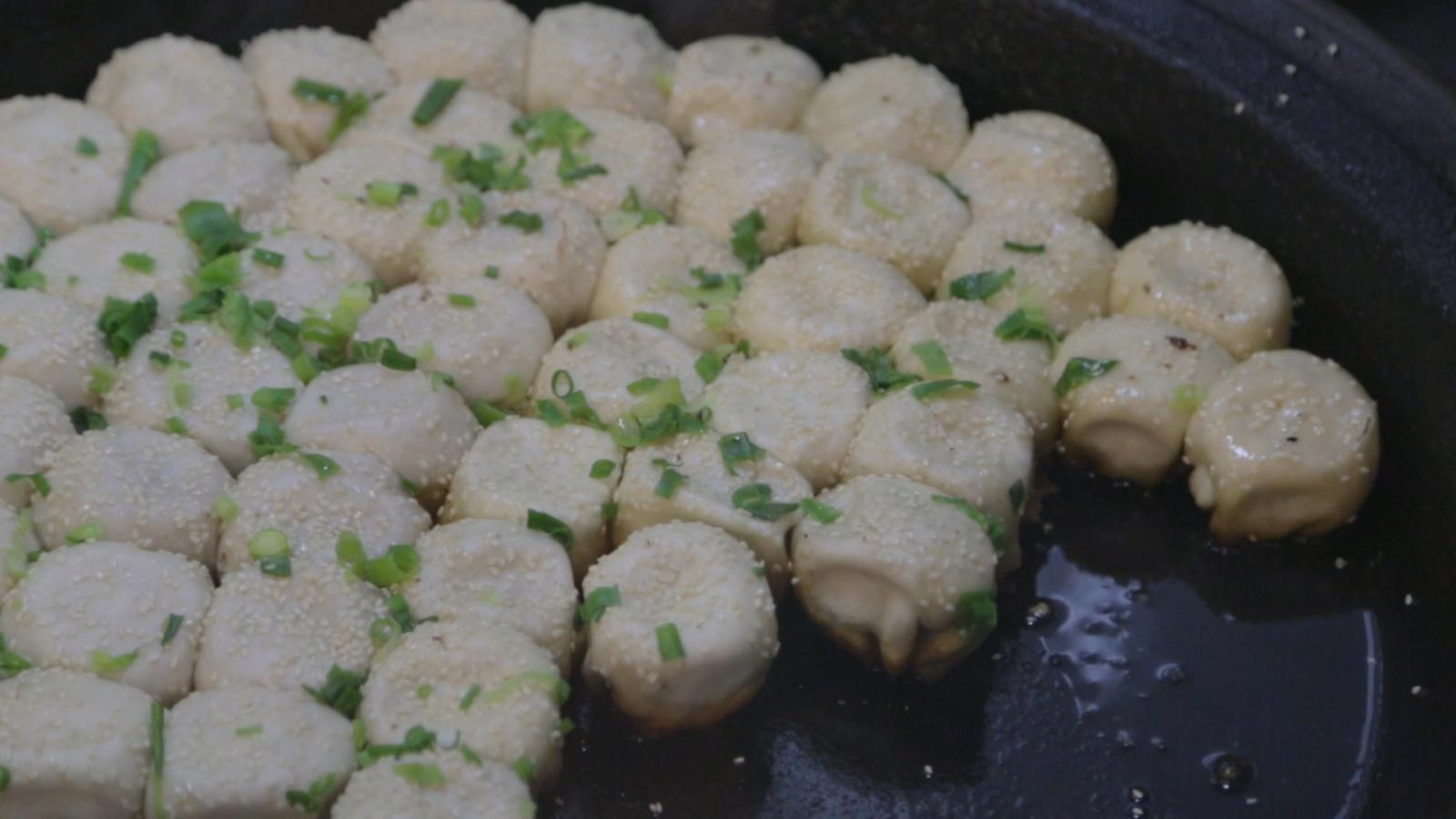 Yang S Fried Dumplings Black Buddha